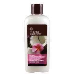 Lotion capillaire lustrante et lissante Noix de Coco - 190 ml - Desert Essence