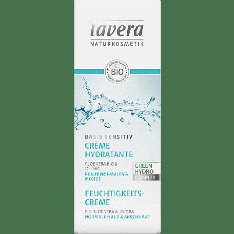 Lavera Creme hydratante jojoba aloe