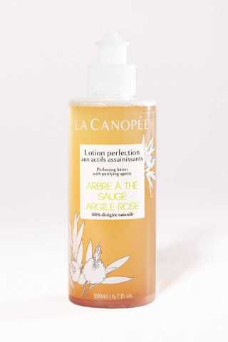 Lotion perfection aux actifs assainissants