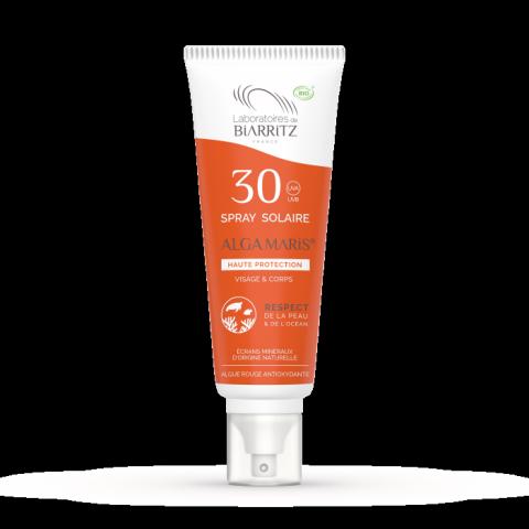 Spray solaire 30