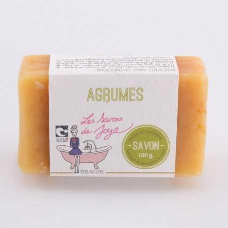 Savon agrumes