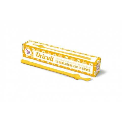 Oriculi bioplastique jaune