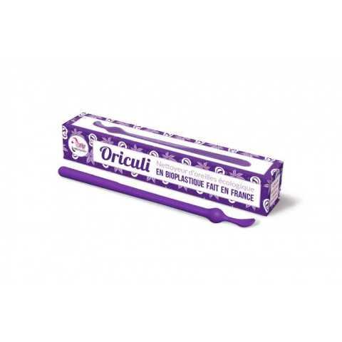 Oriculi bioplastique violet