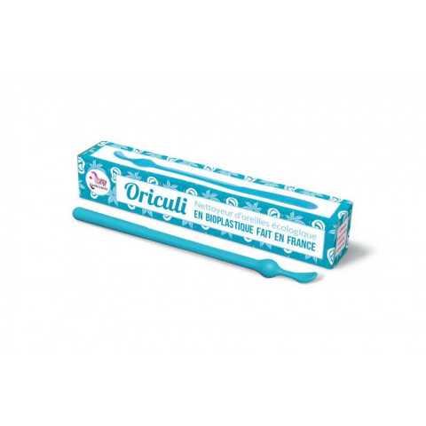 Oriculi bioplastique bleu