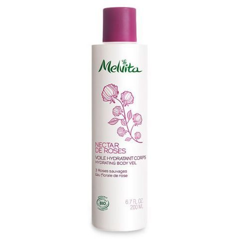 VOILE HYDRATANT CORPS NECTAR DE ROSES