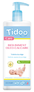 Bioliniment oléo-calcaire Tidoo Care à l'huile d'olive bio