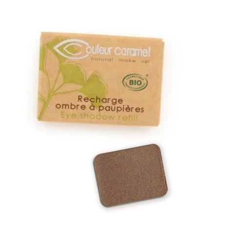 RECHARGE OMBRE À PAUPIÈRE NACRÉE 67 CHOCOLAT CUIVRÉ