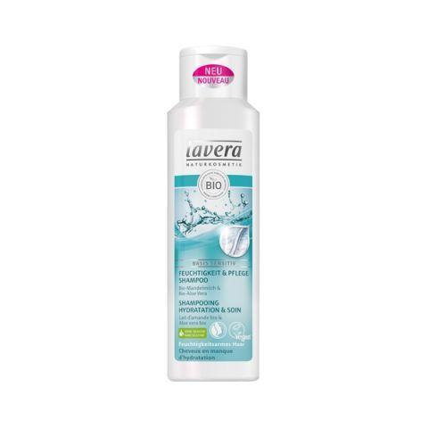 LAVERA Shampooing hydratation et soin - 250ml