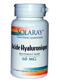 Acide hyaluronique hautement dosé 30 caps