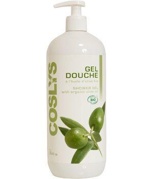 Coslys Gel douche protecteur à l'huile d'olive bio 1L