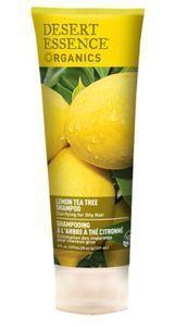 Shampooing à l'arbre à thé citronné