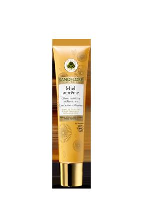 Crème nutritive sublimatrice